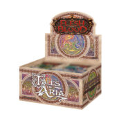 Flesh and Blood: Tales of Aria booster display