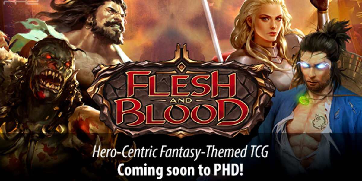 Flesh and Blood: Welcome to Rathe & Arcane Rising — Legend Story Studios
