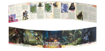The Wild Beyond the Witchlight DM Screen