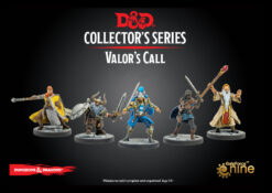 Valor's Call minis