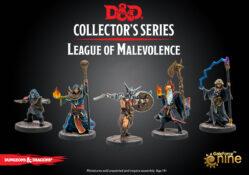 League of Malevolence minis