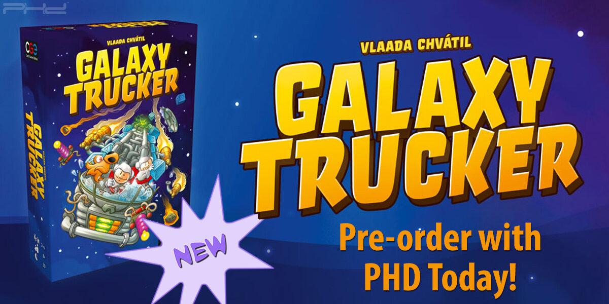Galaxy Trucker Relaunch — Czech Games Edition