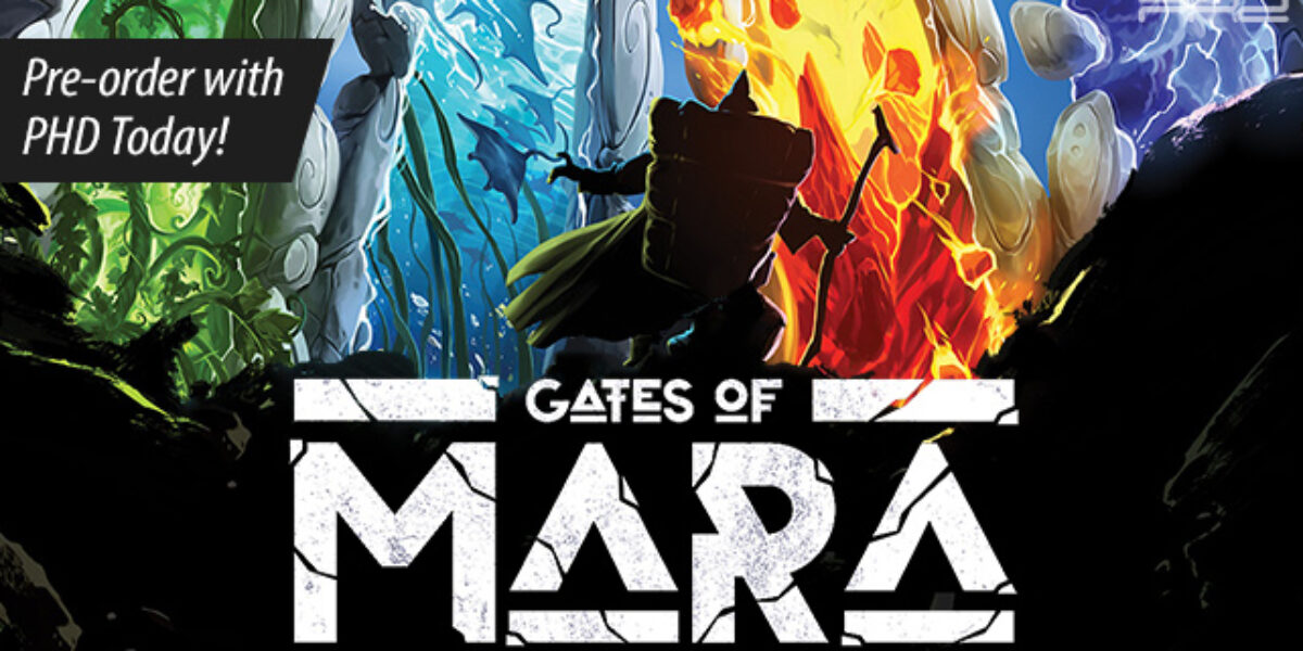 Gates of Mara — WizKids