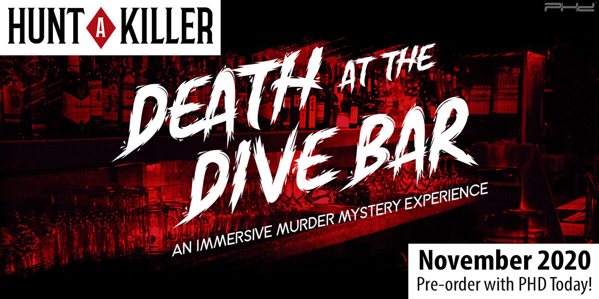 Hunt a Killer: Death at the Dive Bar