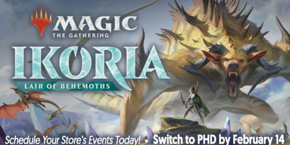 Magic: The Gathering – Ikoria: Lair of Behemoths