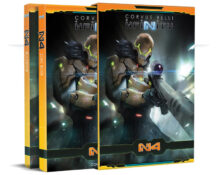 Infinity N4 books
