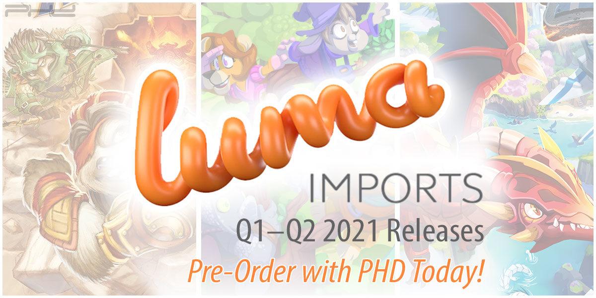 Luma Q1 & Q2 Releases