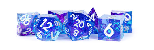 Oceanic Flare dice