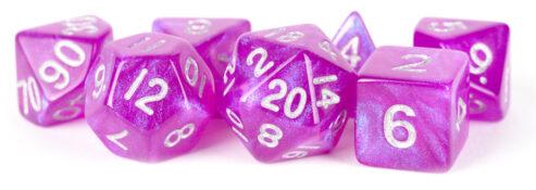 Purple Stardust dice