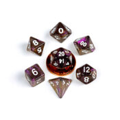 Supervolcano Stardust mini dice