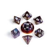 Galaxy Stardust mini dice