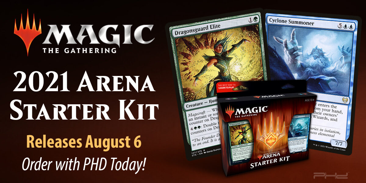 Magic: The Gathering 2021 Arena Starter Kit — Wizards of the Coast