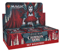 Magic: The Gathering Innistrad: Crimson Vow Set Booster