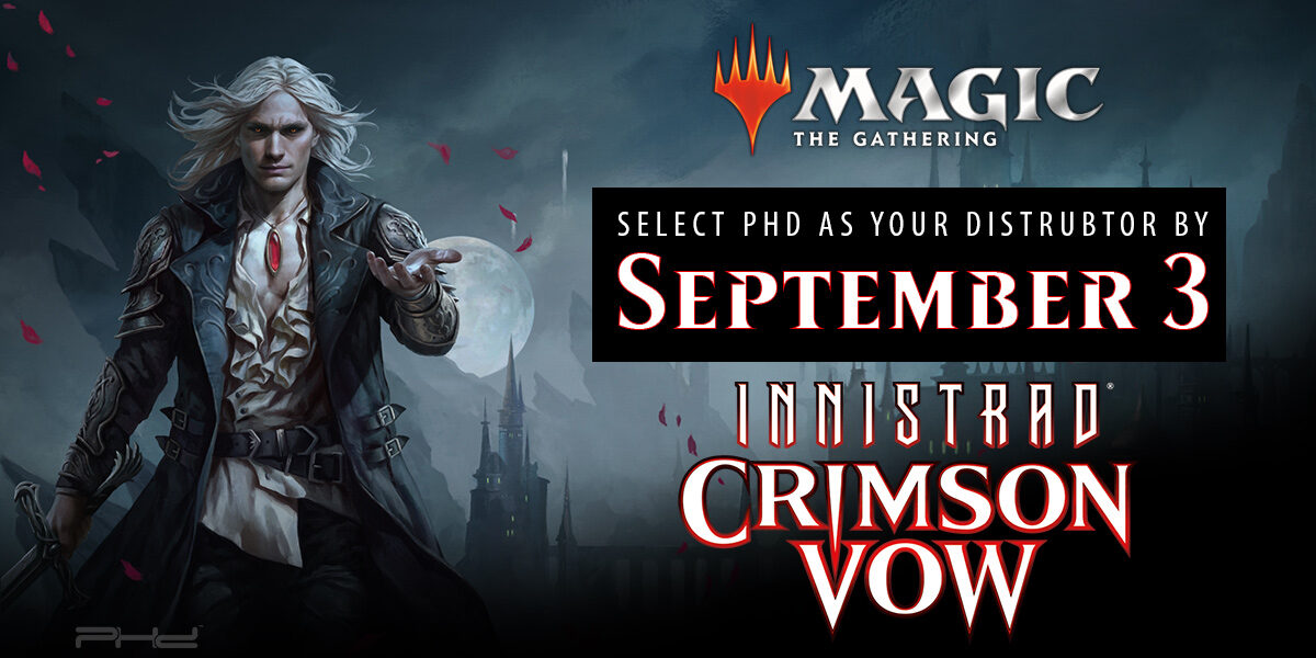 Magic: The Gathering Innistrad: Crimson Vow — Wizards of the Coast