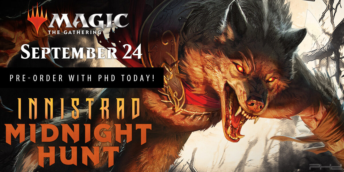 Magic: The Gathering Innistrad: Midnight Hunt — Wizards of the Coast