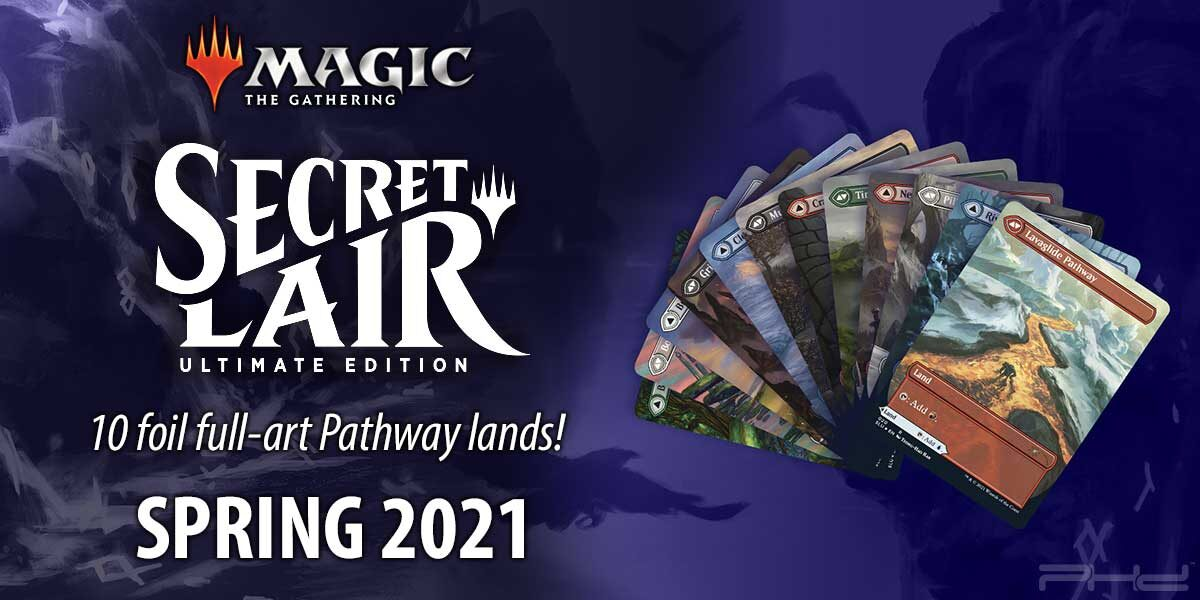 Magic: The Gathering Secret Lair — Ultimate Edition 2