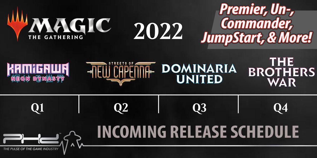 Magic: The Gathering Showcase 2021