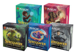 Strixhaven Prerelease Packs