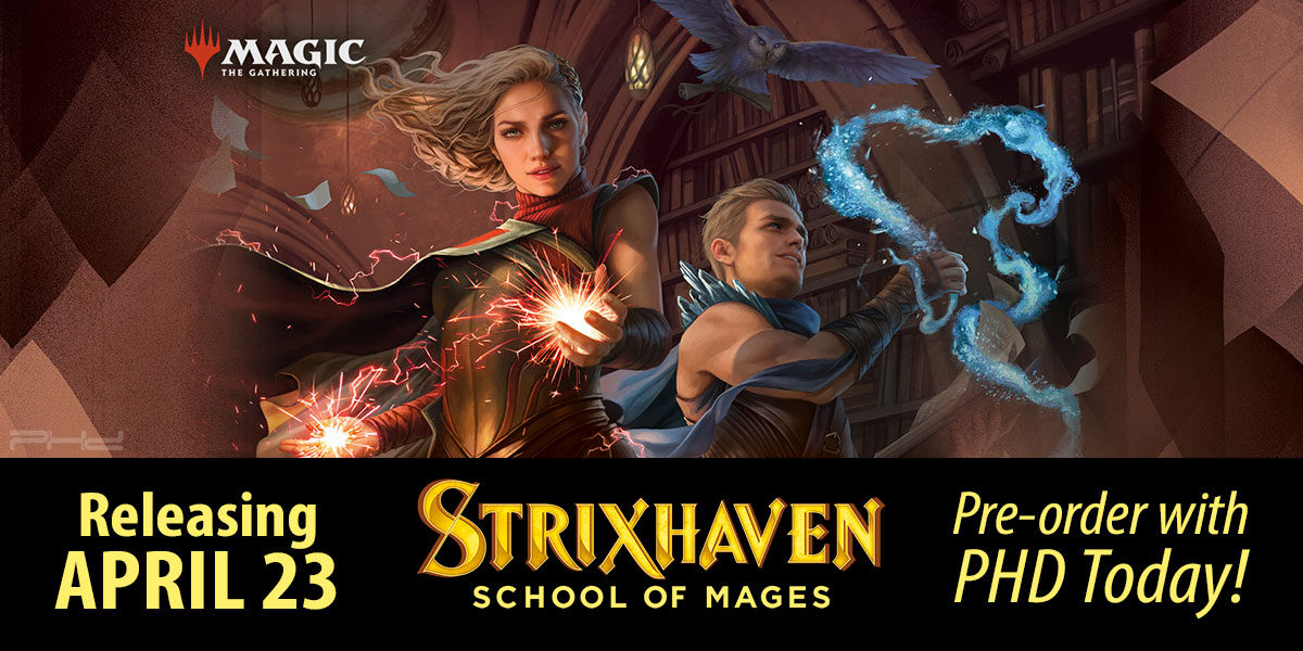 Magic: The Gathering — Strixhaven