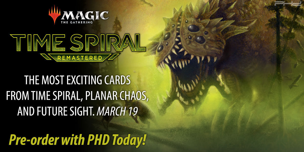 Magic: The Gathering — Time Spiral Remastered