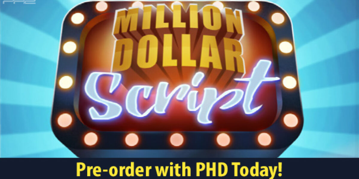 Million Dollar Script — Portal Games