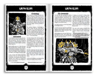 Viking Death Squad spread sample 1