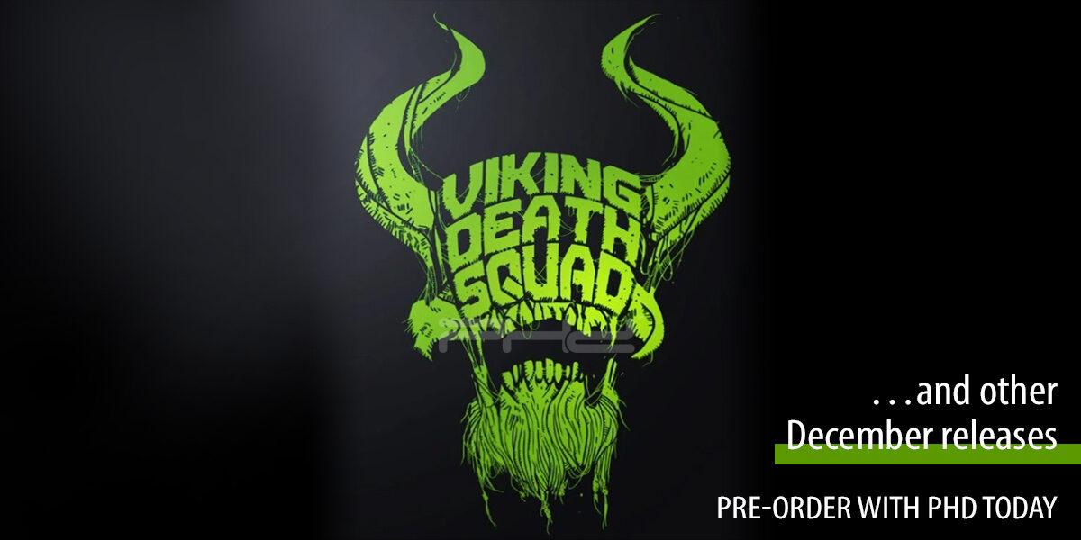 Viking Death Squad RPG & More — Modiphius