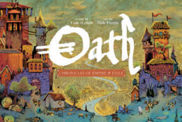 Oath cover