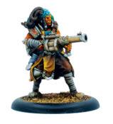 Captain Karli – Riot Quest Gunner (metal)
