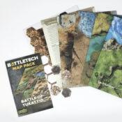 BattleTech Map Pack