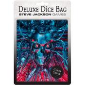 Cyber skull dice bag