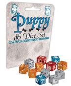 Puppy d6 Dice Set
