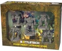BattleTech Clan Heavy Striker Star