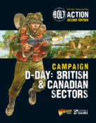 Bolt Action D Day British & Canada