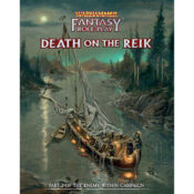 WFRP: Death on the Reik