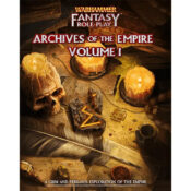 WFRP: Archives of the Empire, Vol. 1