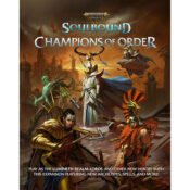 Warhammer Age of Sigmar Champions of Order