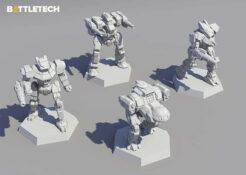 BattleTech Inner Sphere Striker Lance
