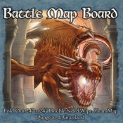 Battle Map Board