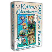 Kitten Adventurers puzzle