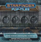 Starfinder Space Station Flip Tiles Docking Bay