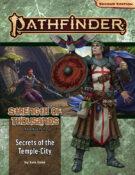 Pathfinder Adventure Path: Secrets of the Temple-City