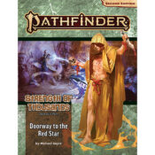 Pathfinder Adventure Path: Doorway to the Red Star (Strength of Thousands 5 of 6)