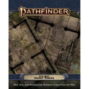 Pathfinder Flip-Mat: Ghost Towns (PZO30117)