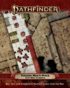 Pathfinder Flip-Mats: Tavern Multi-Pack (PZO31037)