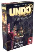 Undo: Long Live the King box