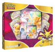 Pokémon TCG: Alakazam TCG Box