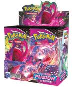 Pokémon TCG: Fusion Strike Booster Display