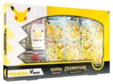 Pikachu V-UNION box