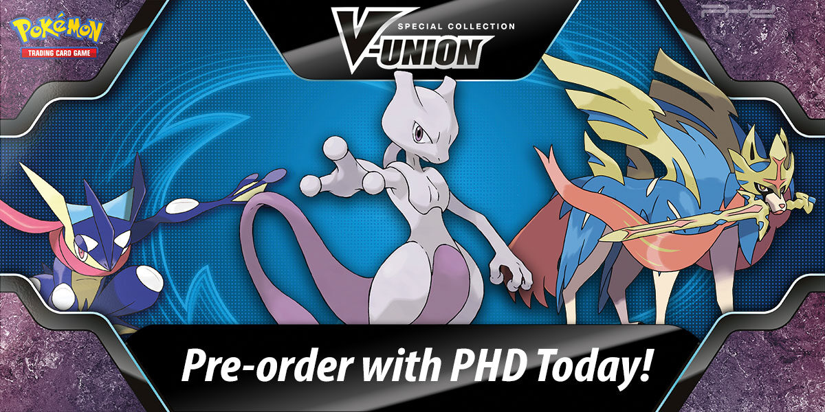 Pokémon TCG: V-UNION Special Collection